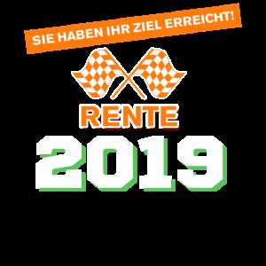 Rente 2019 Ziel Erreicht Spruch Rentner