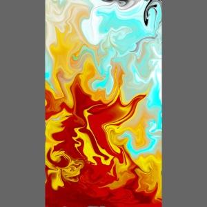 litle flame / kleine Flame