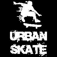 URBAN SKATE WHITE