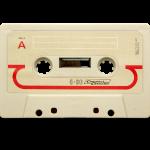 vintage tape: compact cassette