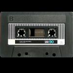 vintage tape: position normal