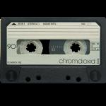vintage tape: chromdioxid II