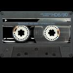 vintage tape: hd6/90