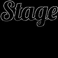 Stage Crew Nerd, Musical, Drama, Opera Bühne