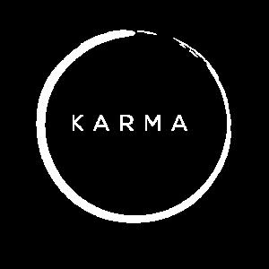 Karma Kreis Design Shirt Buddhismus Zen