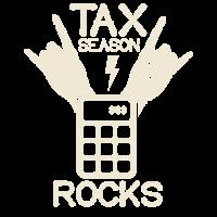 Tax Season Rocks - Shirt