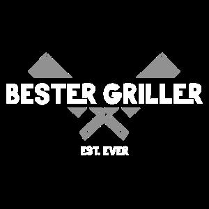 Lustiges Grill T-Shirt mit Fun Faktor Bester Grill