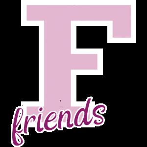 Best friends forever 3 beste Freundinnen Geschenk