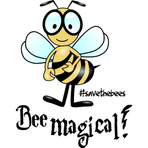 Bees10 - bees are magical | save the bees