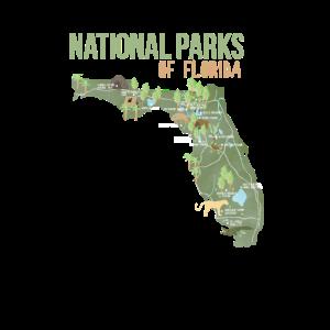Nationalpark Florida USA Geschenk