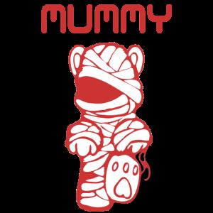 Walking mummy