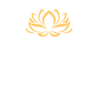 Meditation goldene Lotusblüte