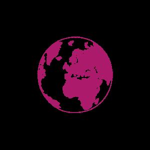 Welt Erde Maedchenpower Feminismus Geschenk