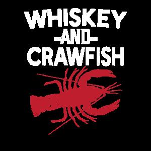 Whisky und Langustenhemd