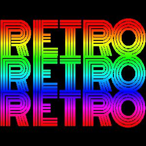 Retro Vintage Nostalgie 68's