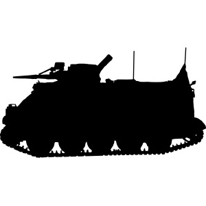 Swedish APC Pansarbandvagn 302 - PBV 302