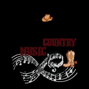 Dieses Mädchen liebt Country-Musik