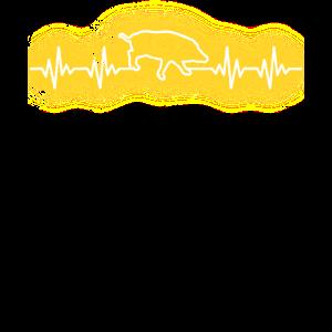 Wildschwein Frequenz
