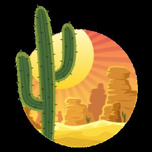 Kaktus Zeichnung