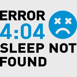 Error 404 Sleep not found