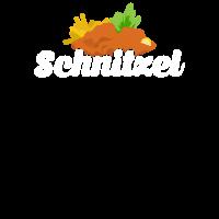 Schnitzel Geschenk essen lecker paniert