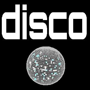 Disco T-Shirt Geschenkidee