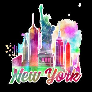 new york j