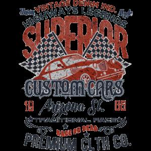 Superior Custom Cars - Auto/Tuning T-Shirt