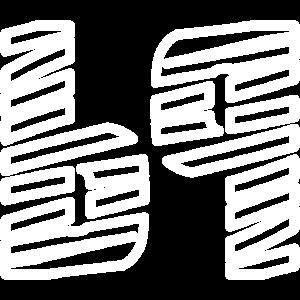 Buchstaben Outfit Geschenk Design