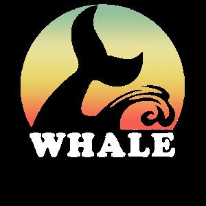 Rettet die Wale - Geschenk