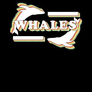 Spielende Wale - Gescchenk