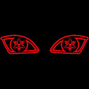 Sharingan Augen
