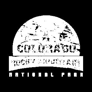 Colorado Rocky Mountain National Park Logo