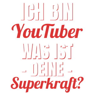 Youtube Youtuber Vlogger Videos Geschenk Internet