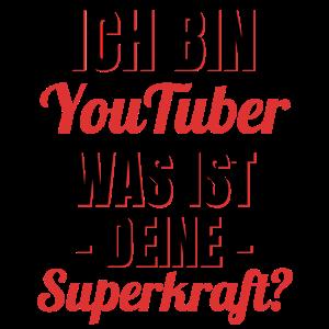 Youtube Youtuber Vlogger Videos Geschenk Social