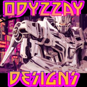 Odyzzay Mech Sunset