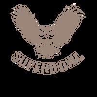 SUPERB OWL EULE