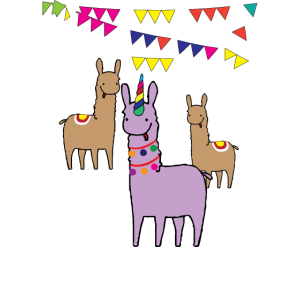 Be Yourself - Alpaka, Lama, LLarmacon