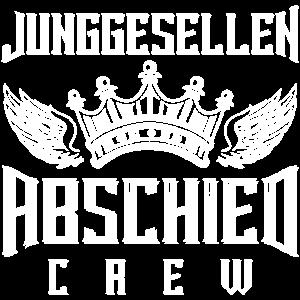 junggesellen abschied crew krone