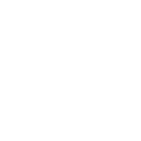 Instagram Logo (ASCII) weiß