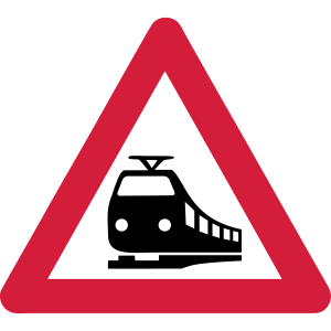 Caution Train