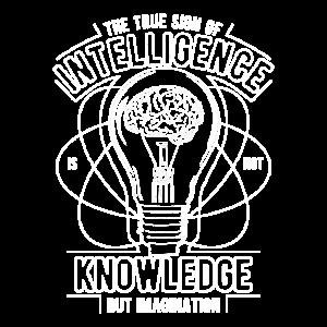 Intelligenz Wissenschaft Philosophie T-Shirt