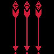 Motiv ~ Pfeile, Bogenschießen, Indianer, Schütze, Schutz
