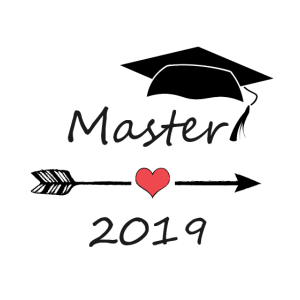 Master Abschluss 2019 Geschenkidee