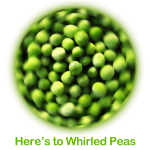 Here's to Whirled Peas