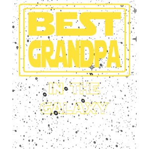 Best Grandpa in the Galaxy - Opa, Grossvater