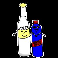 Vodka Energy