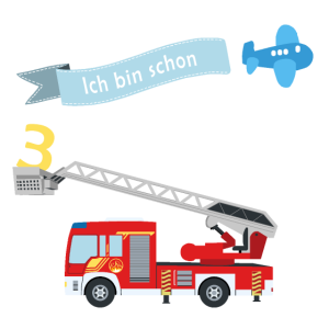 Feuerwehr 3. Geburtstag