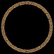 Motiv ~ Pfeil mit Federn, Indianer, Schutz & Kraft Symbol
