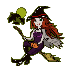 Hexe Witch